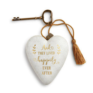 Happily Ever After Art Heart 1003480118 NEW